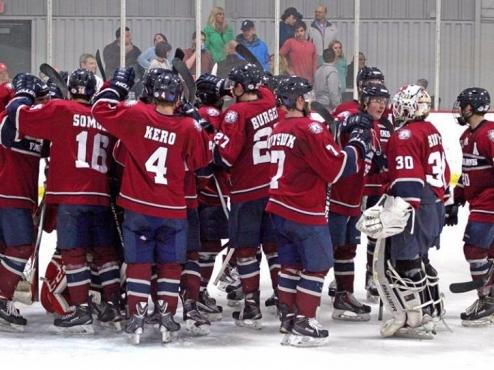 Ice Dogs down Chill, reach Midwest Division final